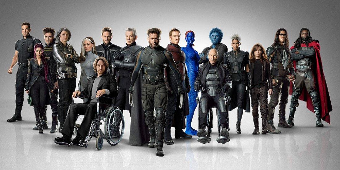 X-Men Chronologische Reihenfolge