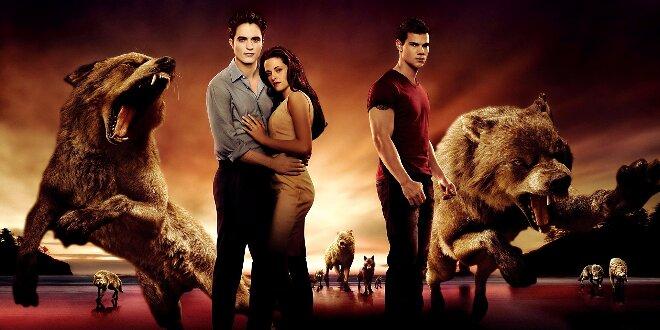 Twilight - Die Reihenfolge der Filme