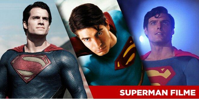 Superman: Die Filme
