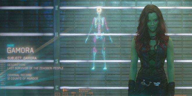 Gamora - Marvel Charakter