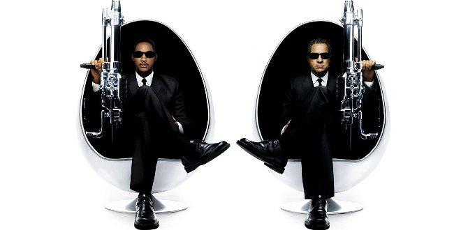 Men in Black: Filme und Reihenfolge