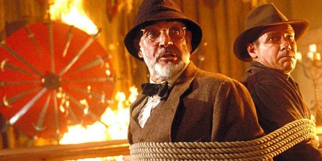 Indiana-Jones-Filme: Die chronologischer Reihenfolge