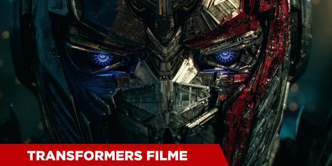 Transformers: Die Filme in der richtigen Reihenfolge