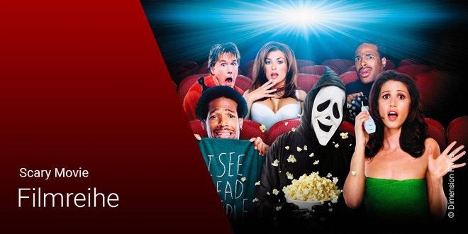 Scary Movie: Die Filme in der richten Reihenfolge