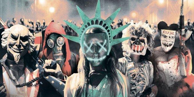 The Purge: Die richtige Reihenfolge der Filme
