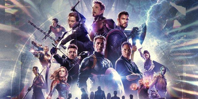 Marvel Avengers: Filmreihe