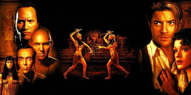 Die Mumie: Die richtige Reihenfolge der Filme