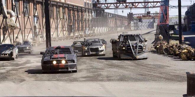 Death Race: Die Filme und Reihenfolge