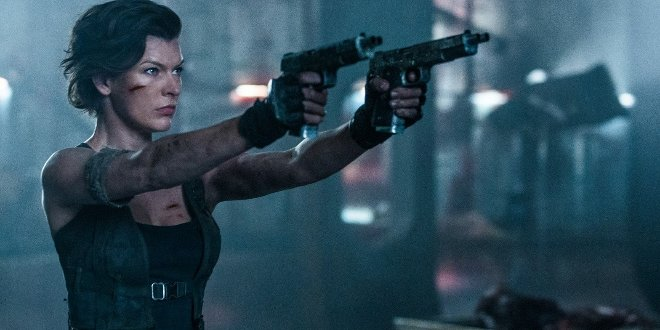 Resident Evil Filmreihe und Reihenfolge