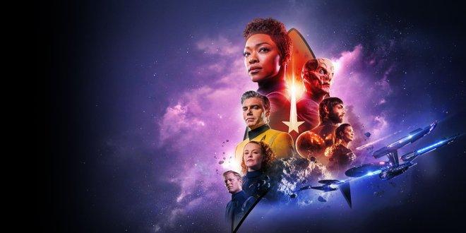 Anson Mount: Star Trek Discovery ist das größte Ding - Im Interview mit TrekMovie äußert sich Anson Mount über die Produktion von Star Trek Discovery.